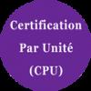 Certification Par Unité