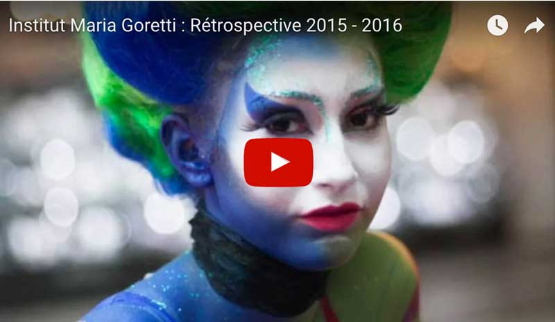 Rétrospective 2015 - 2016