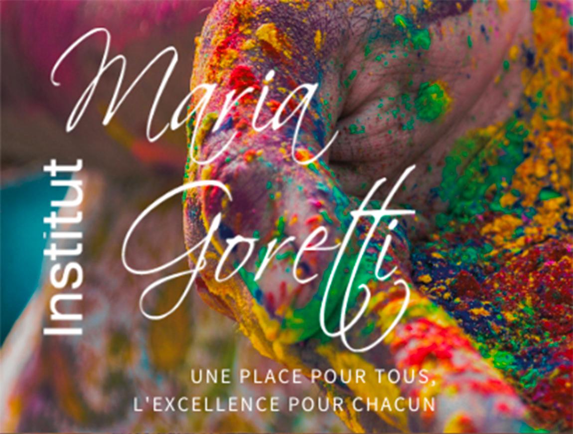 Les métiers de l'école Maria Goretti